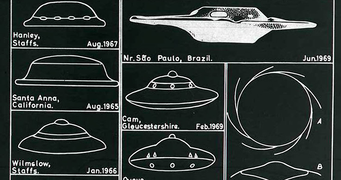 UFO and Alien Believers from History – From Churchill to Newton