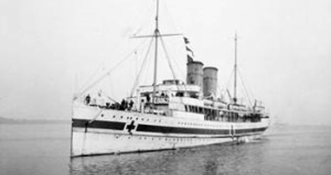 Wreck of WWI Hospital Ship Given War Grave Status
