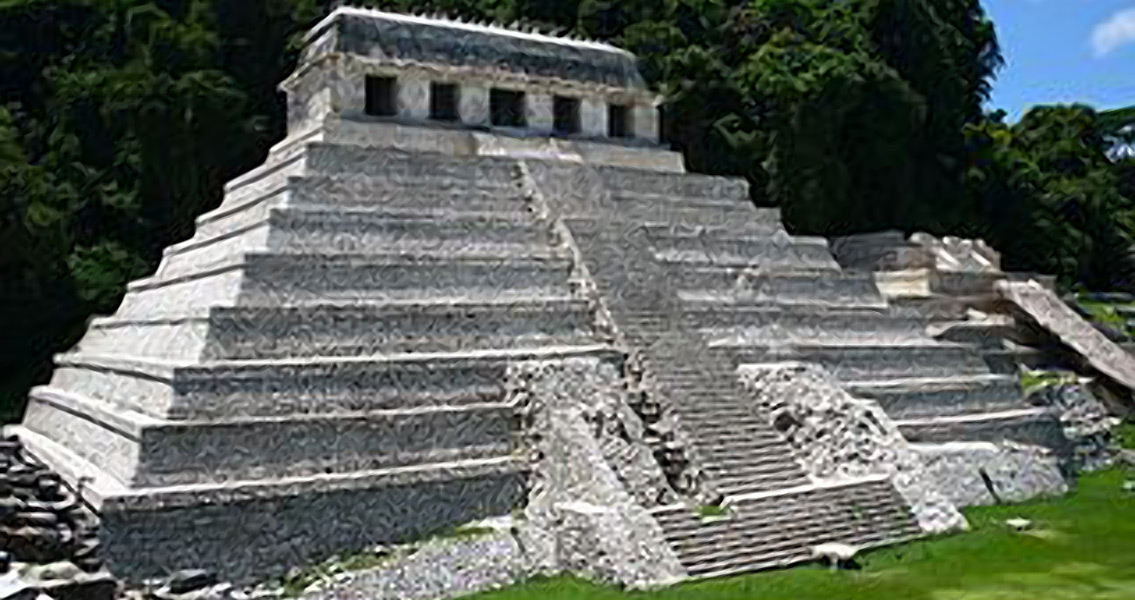 Archeologists Discover a Palatial Complex at Palenque