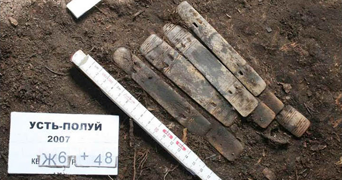 Warrior Armor Made of Reindeer Antlers Found at Sacred Site