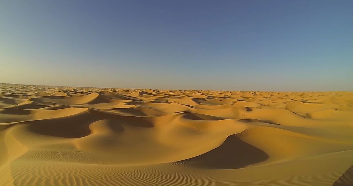 Humans May Have Turned The Sahara to Desert