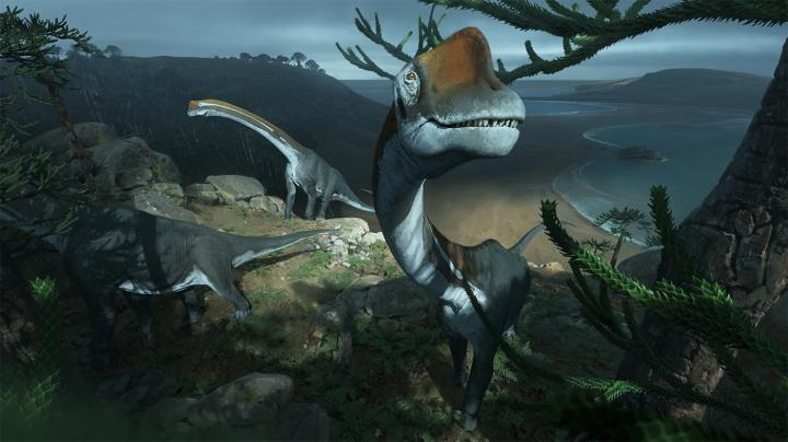 15,000kg Dinosaur Fossil Identified after Being Ignored for Decades