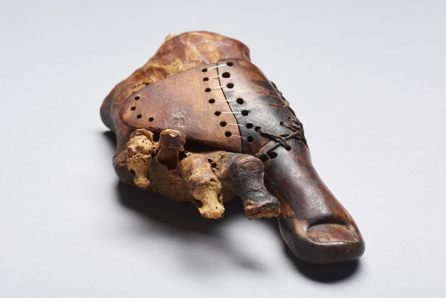 History News of the Week - Ancient Egyptian Prosthesis Studied