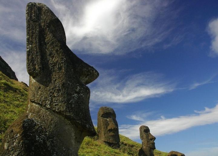 History News of the Week – New Insights on the fate of the Rapa Nui