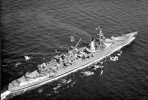 History News of the Week – USS Indianapolis Discovered