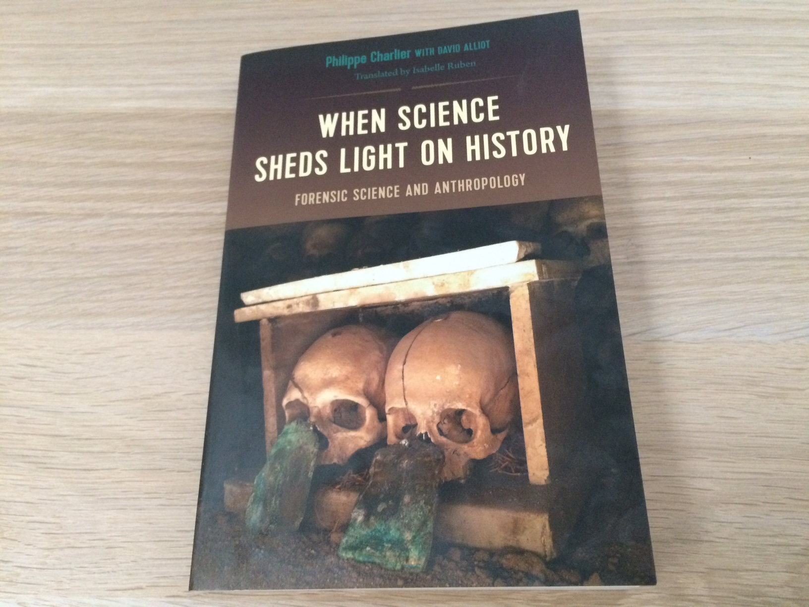 When Science Sheds Light on History - Book Review
