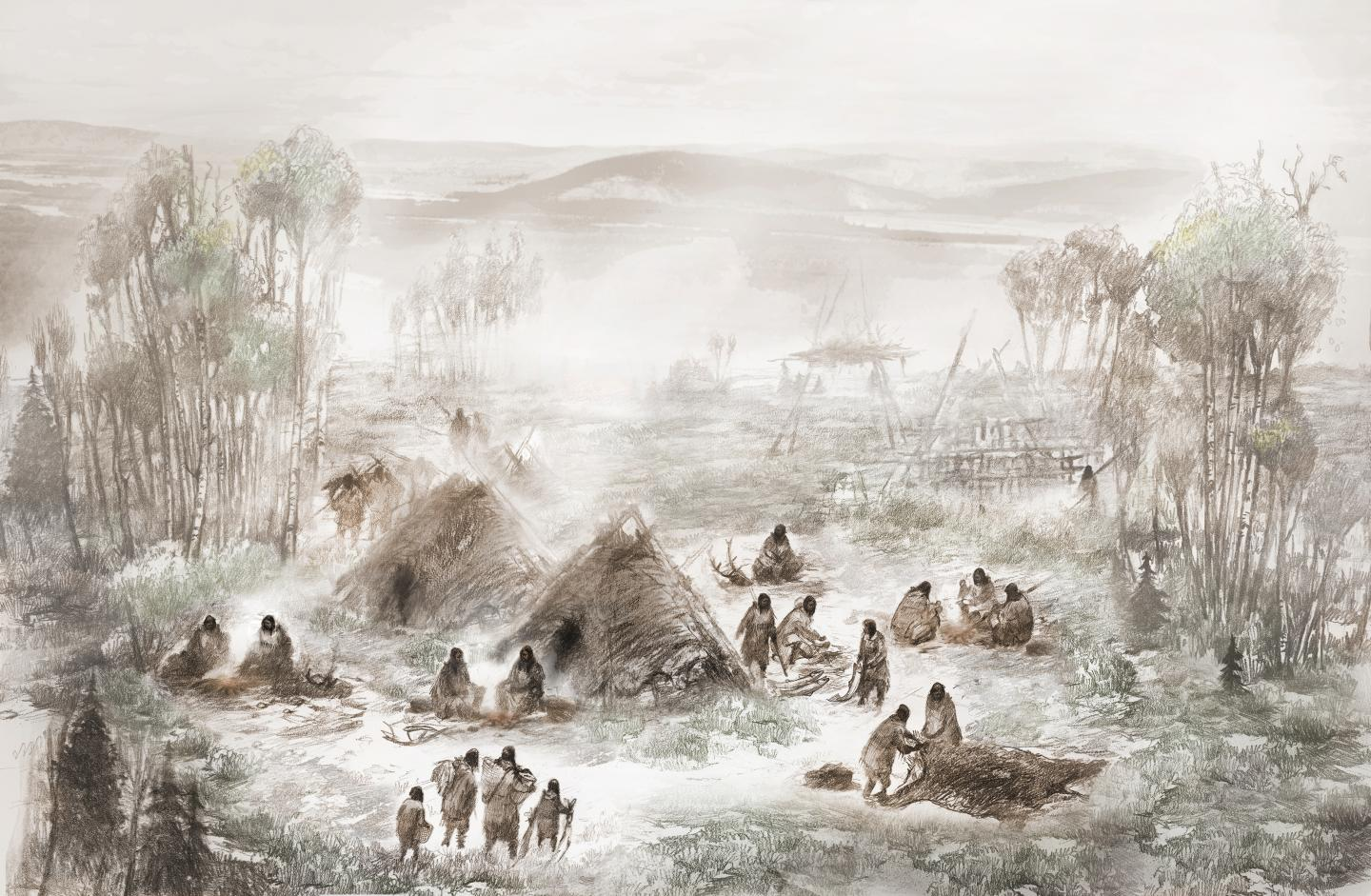 New Native American Population Could Rewrite History  – The History News of the Week