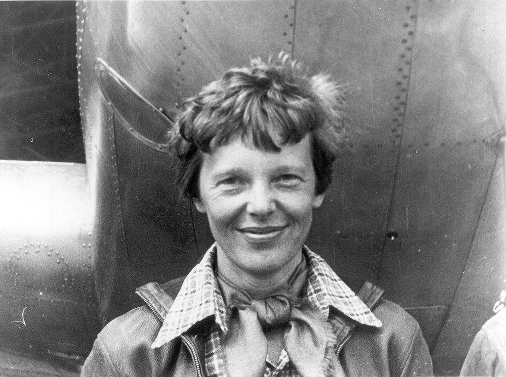 Amelia Earhart's Bones Verified - The History News of the Week