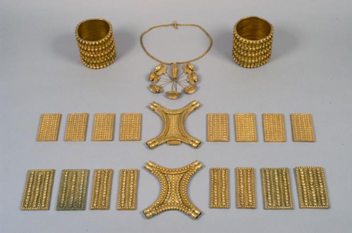 The Carambolo Treasure