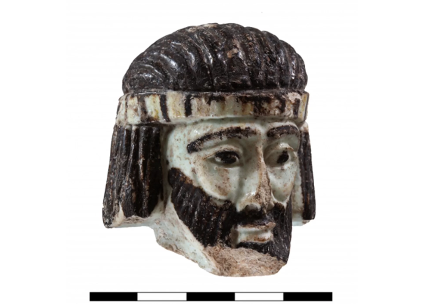 Could this 2,800 year old sculpture show us the face of a biblical king?