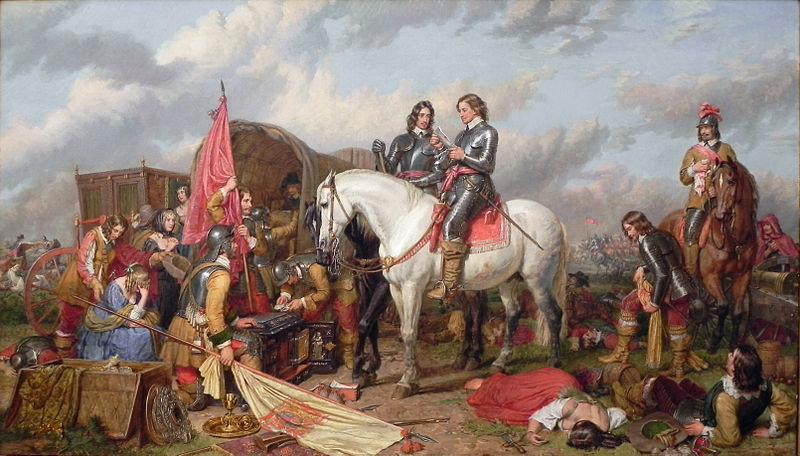 Historian lifts the veil on cross-dressing in the English Civil War