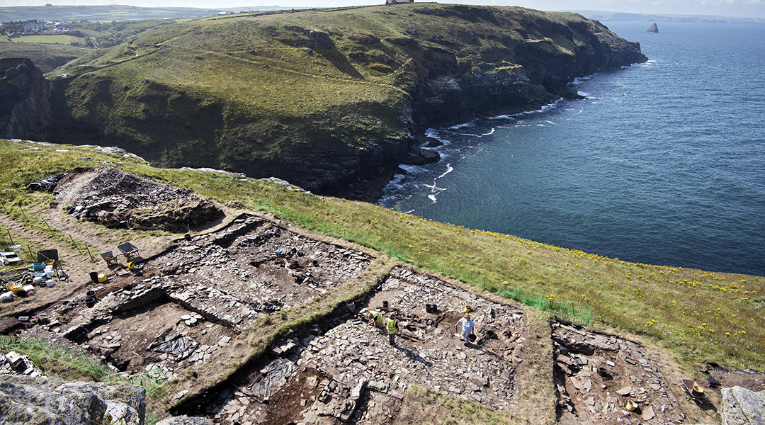 'King Arthur' inscriptions prove multiculturalism of 7th Century Cornwall