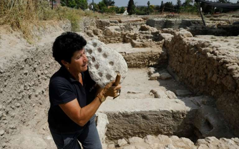 Ancient pottery factory discovered in Israel
