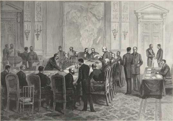 What was the Berlin Conference?