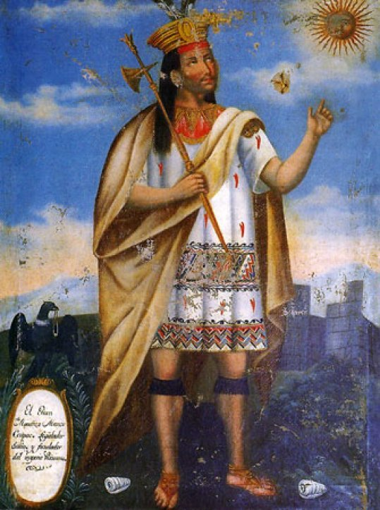Who was Manco Cápac?